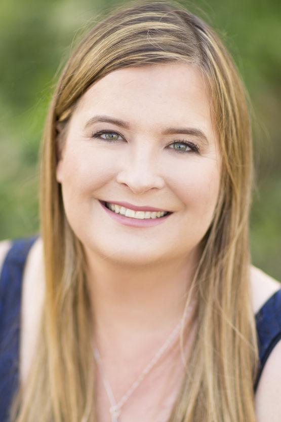 Portrait of Melissa Colleen Stevenson