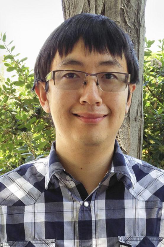 Portrait of Yiyang Li