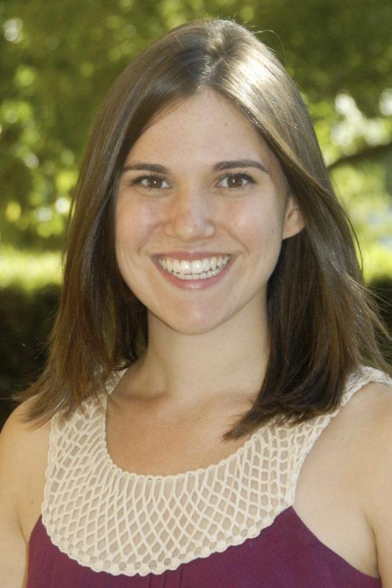 Portrait of Lily Lamboy