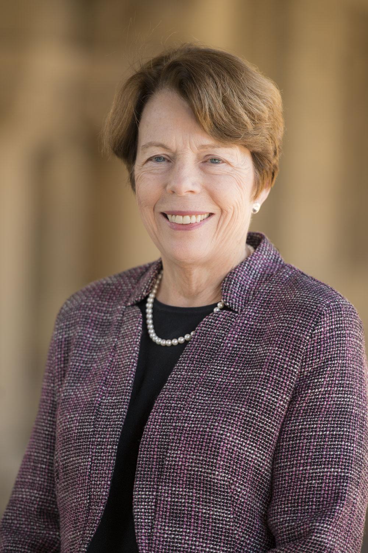 Ann Arvin portrait
