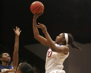 NCAA UC Riverside Stanford Basketball