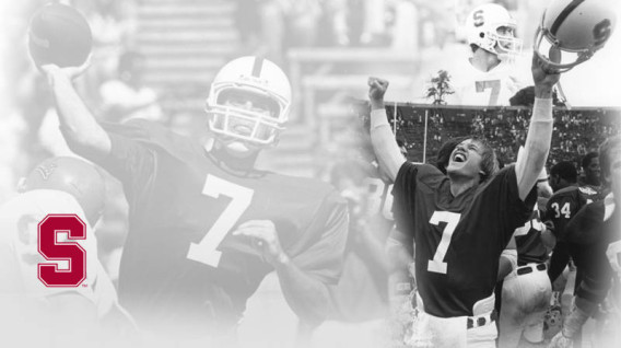 new product e3296 a8e6b Stanford Football will retire John Elway's No. 7 | The Dish