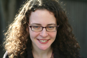 Headshot of Leah Gordon