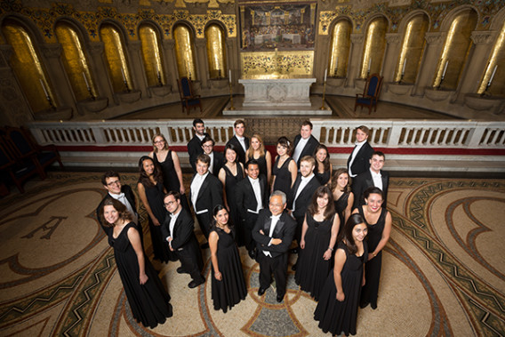 The Stanford Chamber Chorale