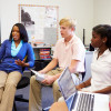 African American and white students in a classroom / Monkey Business Images/Shutterstock