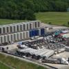 Fracking operation in Pennsylvania