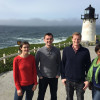 4 students who received energy innovation grants