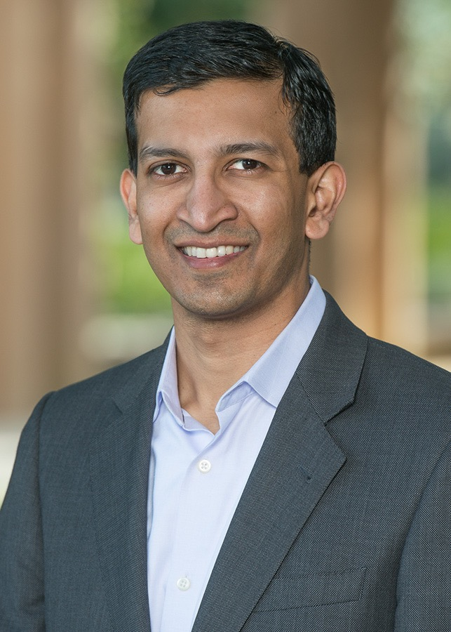 Raj Chetty portrait