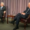 John Hennessy and Nicholas Dirks
