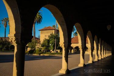 """""""Stanford 125: A Visual Exploration"""""""