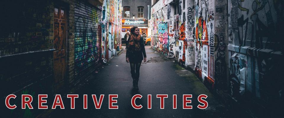 Creative Cities logo