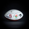 Signed Rose Bowl mini football