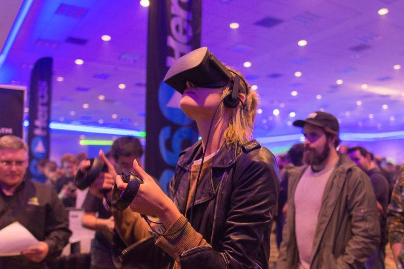 virtual reality exposition