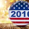 Election 2016 button