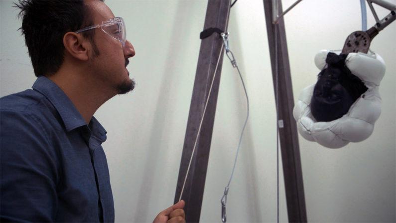 Stanford postdoc Mehmet Kurt