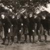 Women's basketball team, 1896
