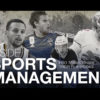 still from video with a number of pro sports figures