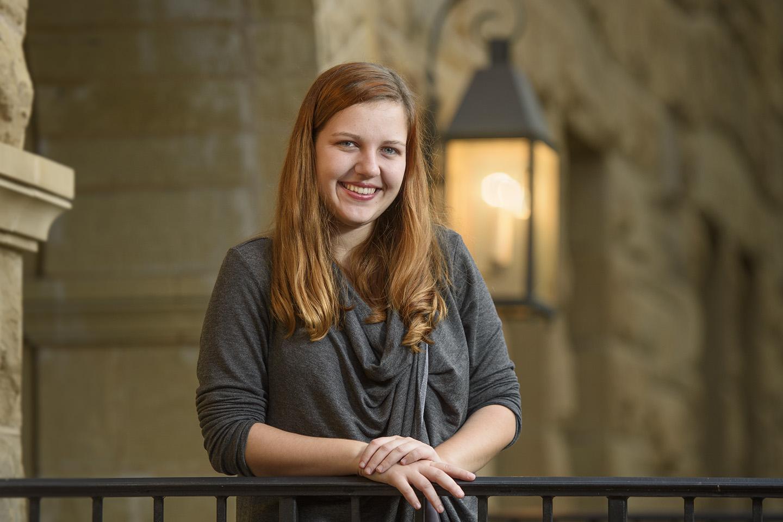 Alina Petra Utrata, Marshall Scholar