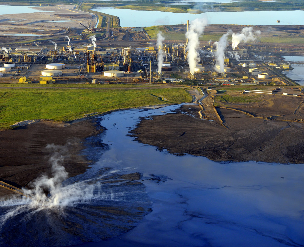 oil sands essay Oil sands are a loose sand deposit which contain a very viscous form of petroleum known as bitumenthese unconsolidated sandstone deposits comprise primarily of sand, clay and water saturated with bitumen.