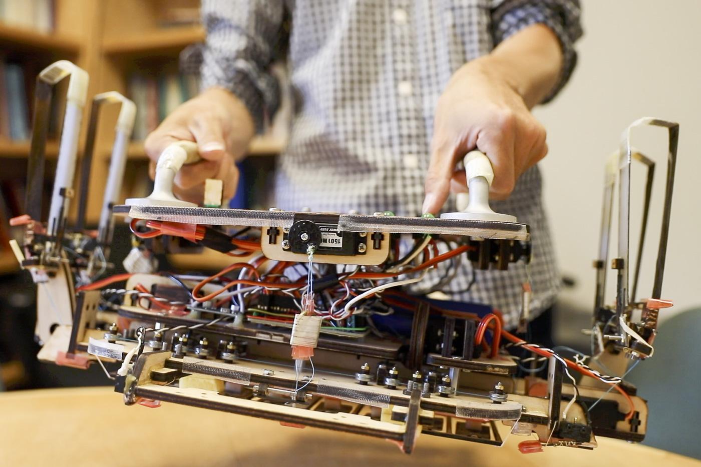 Stanford's Robotics Legacy   Stanford News