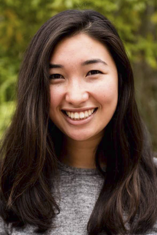 Madeleine Chang portrait