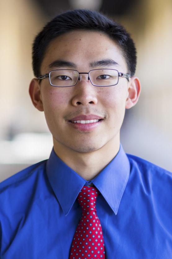 Michael Chen portrait
