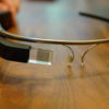 Close up of Google Glass