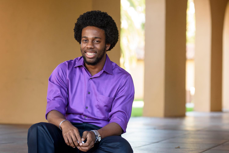Jelani Munroe, Stanford alumnus and Rhodes Scholar