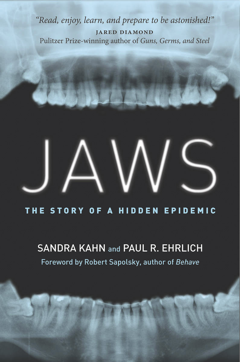 cover of book: Jaws, the story of a hidden epidemic
