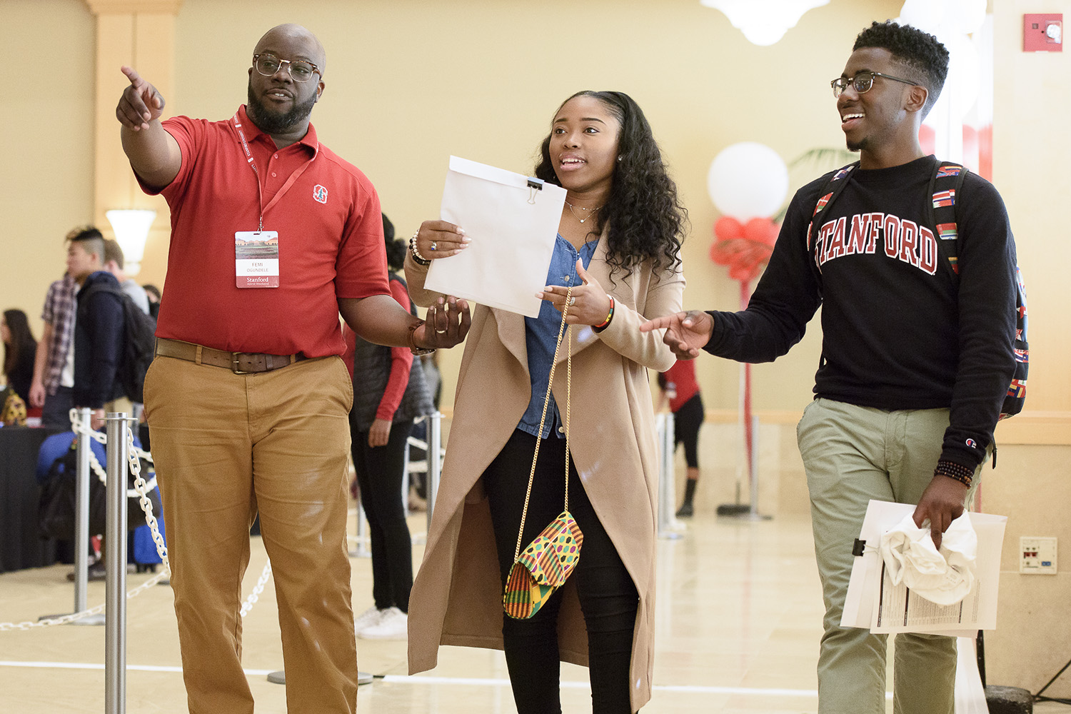 Stanford Tours For Prospective Students