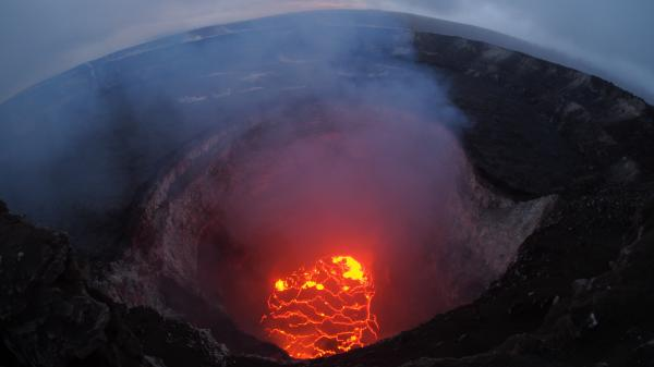 Understanding Kilauea A Different Flavor Of Volcano Stanford News