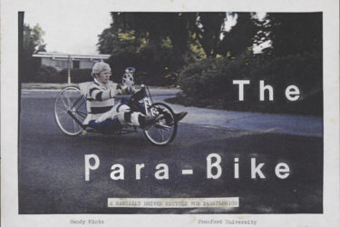 Cover page Para-Bike