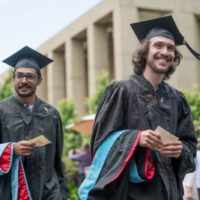 2018 Graduate School of Education grads