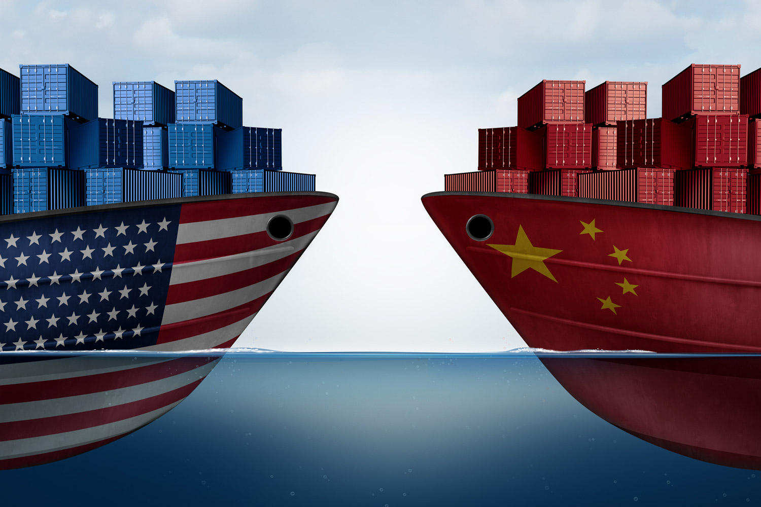 A Global Trade War May Produce A Recession In The U S