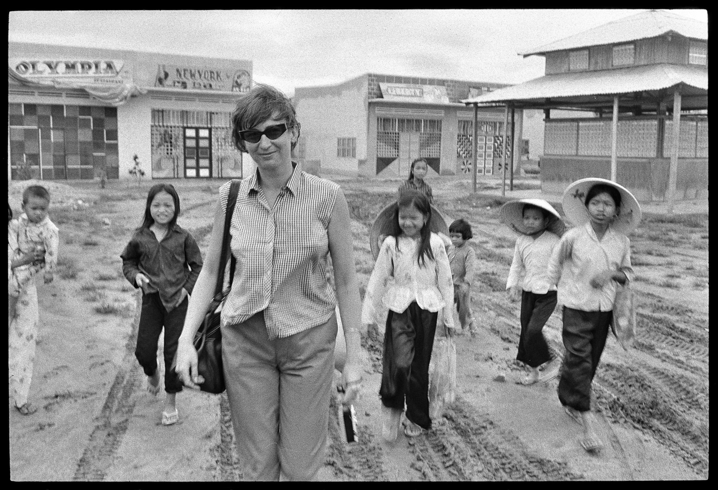 Resurfacing A Tabloid From The Vietnam War  Stanford News-8394
