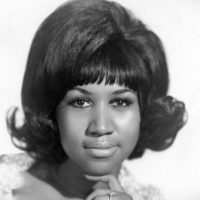 Aretha Franklin publicity photo from 1968
