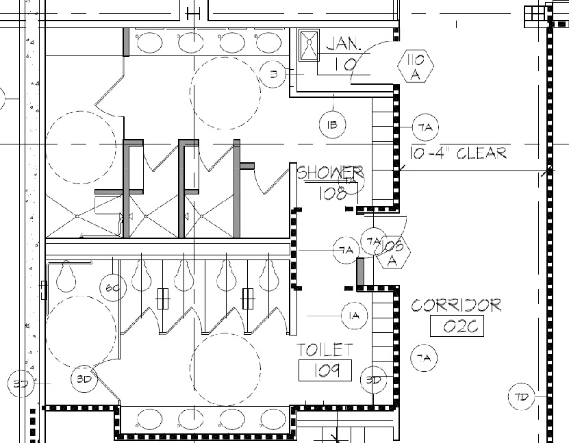 Gender Neutral Toilets Plan.Gender Neutral Changing Space Added To Stanford S Aoerc