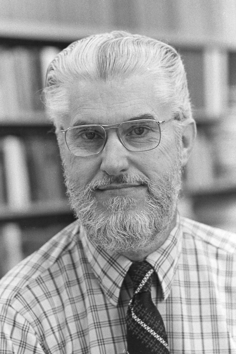 Richard H. Bube, professor of Materials Science Engineering 08/13/1981