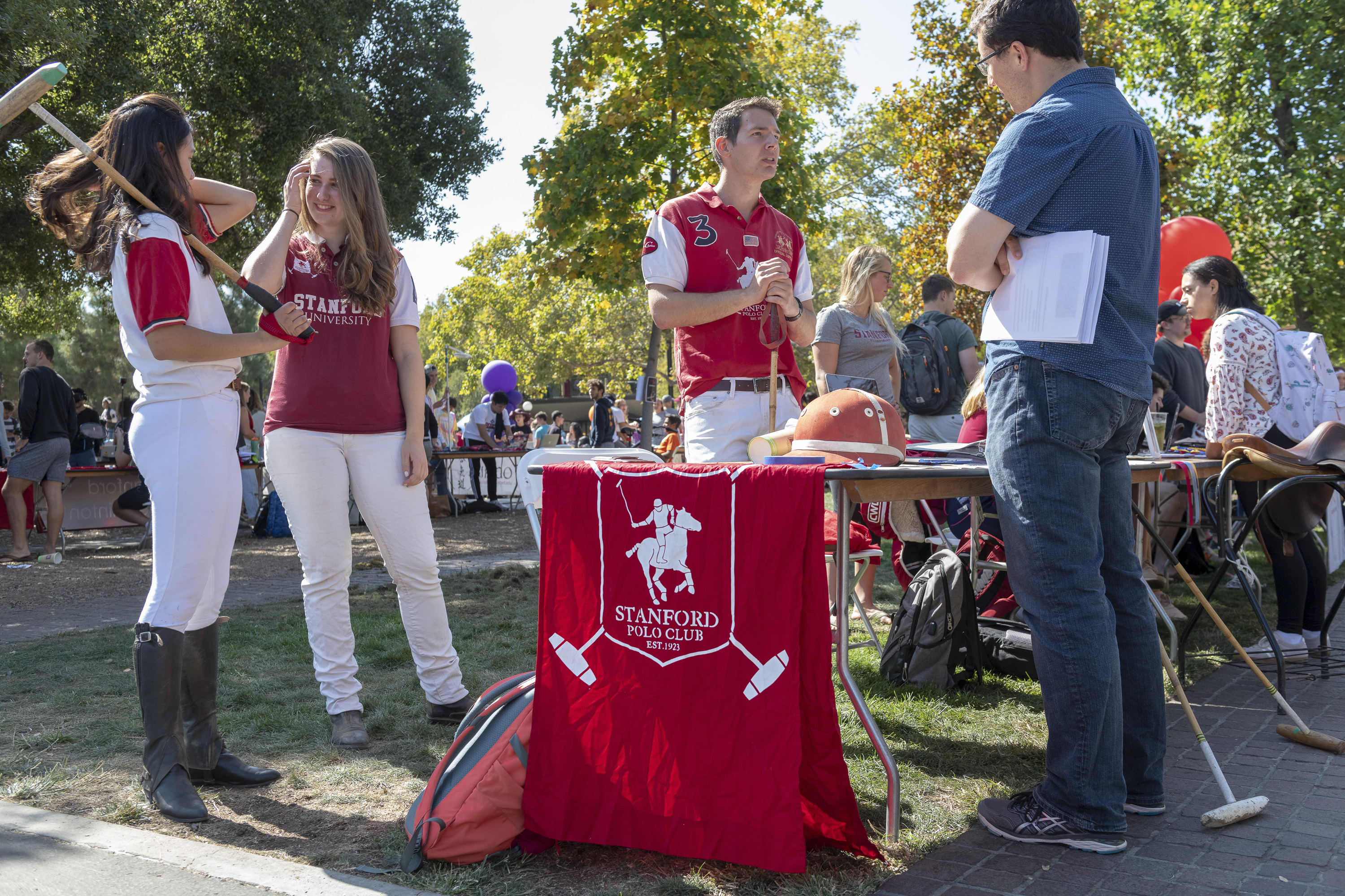 Fall Student Activities Fair Showcases Campus Groups Stanford News