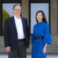 Clara Wu Tsai and Joe Tsai