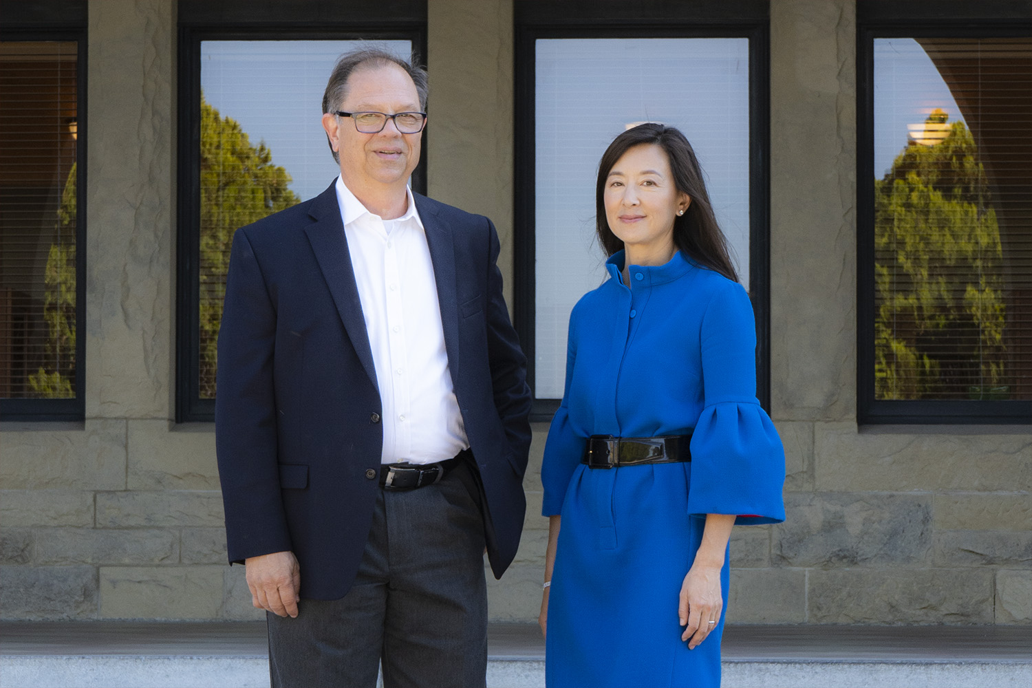 Wu Tsai Neurosciences Institute named for Clara Wu Tsai and Joe Tsai | Stanford News