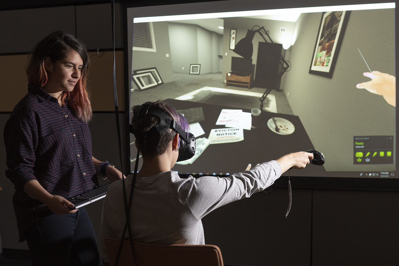 Virtual reality can help make people more empathetic