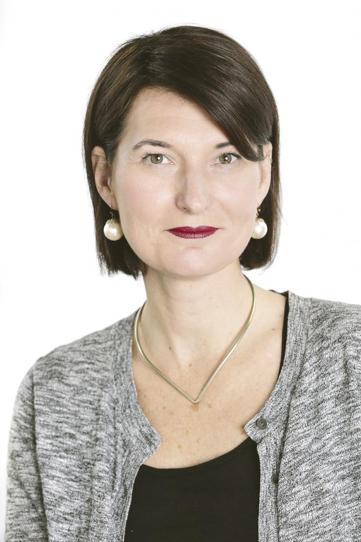Tiffany Steinwert, PhD, dean for religious life