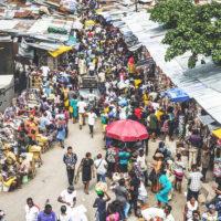 Lagos Nigeria market