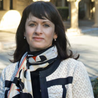 Lynn Meskell portrait