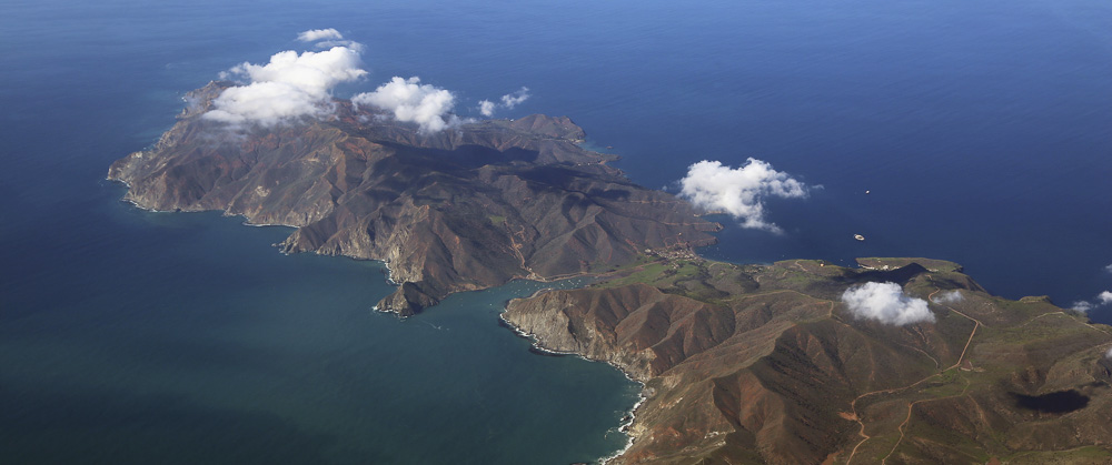 Catalina Island is sinking and tilting | Stanford News