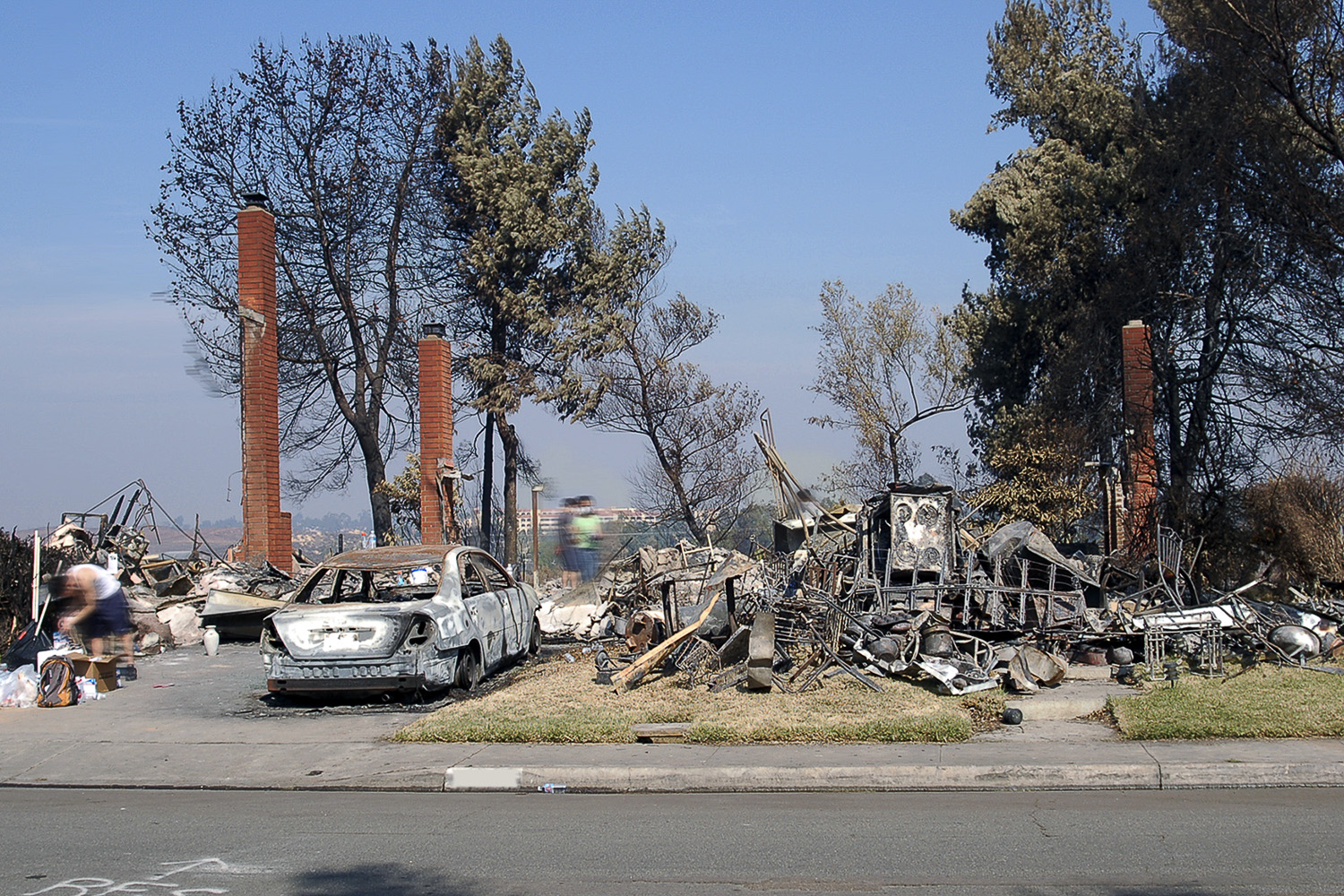 Reflections on the California wildfires | Stanford News