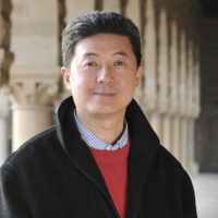 Shoucheng Zhang portrait