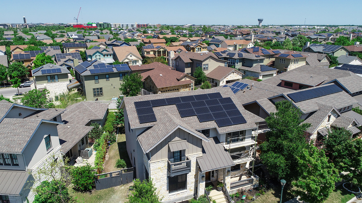 Inventory Indicates Who Goes Solar And Why Stanford News - Solar-panel-map-us