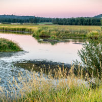 Wood River Wetland near Klamath Falls, Oregon